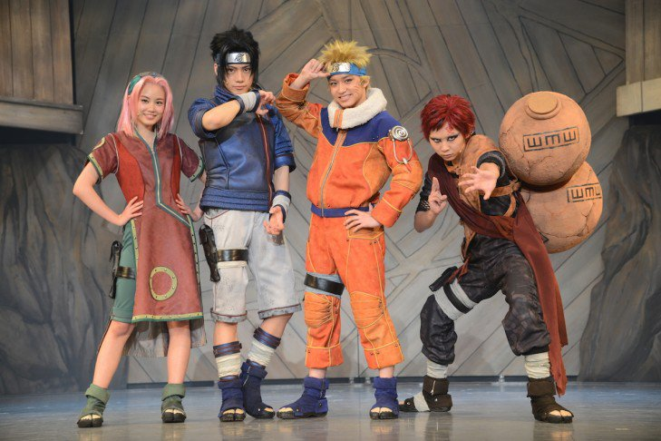 Live-action Naruto finally kicks off in Japan, to also head to Singapore and Malaysia