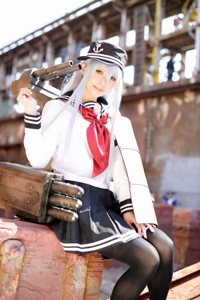28 Amazing Cosplays That Bring Kantai Collection To Life