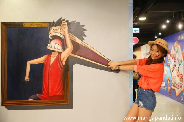 One Piece Trick Art Might Fool You