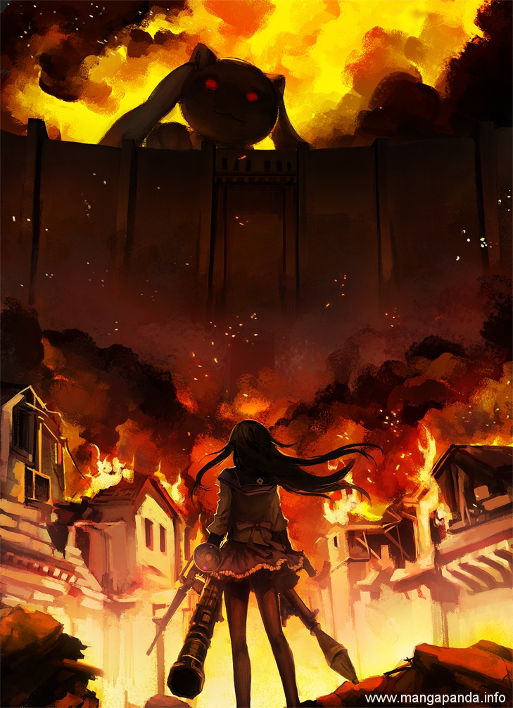 Attack On Titan Anime Cover Recreated With Other Popular
