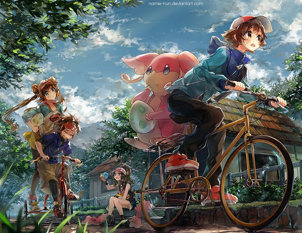 50 Examples of Anime Digital Art