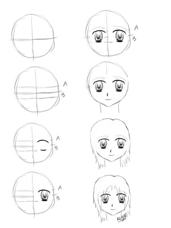 how-to-draw-anime4 How to Draw Anime