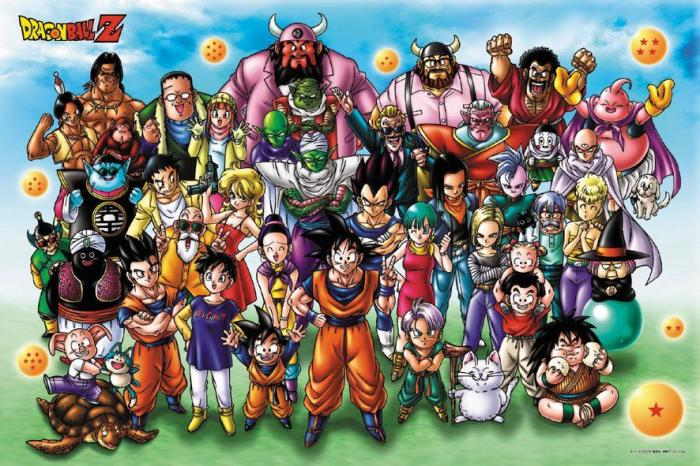 Dragonball Z: Top 10 Strongest Characters