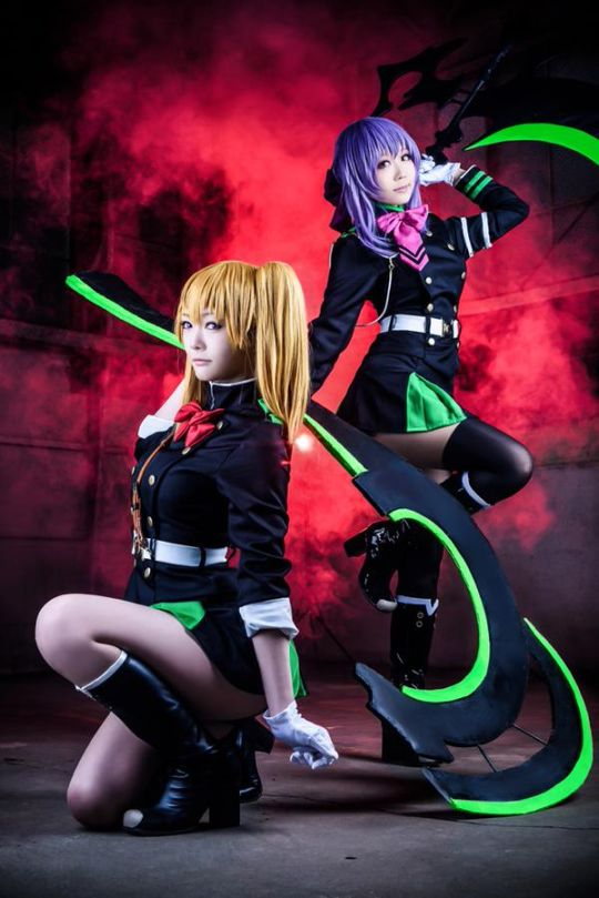 10-seraph-of-the-end-cosplay-fall-anime-viewers-want-to-cosplay 10 Seraph of the End Cosplay Fall Anime Viewers Want to Cosplay