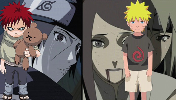 12 Naruto Characters And Their Stories That'll Make You Cry