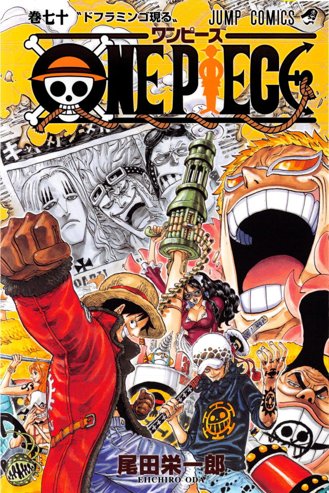 Top 30 bestselling manga series of 2015