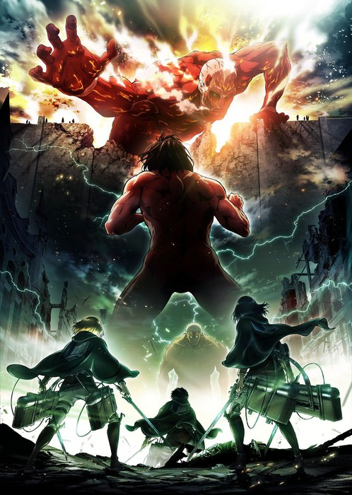attack-on-titan-animes-2nd-season-premieres-in-spring-2017 Attack on Titan Anime's 2nd Season Premieres in Spring 2017