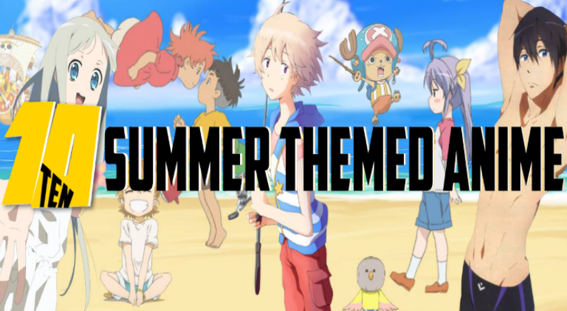 summer-is-coming-10-best-summer-themed-anime Summer Is Coming! 10 Best Summer-themed Anime