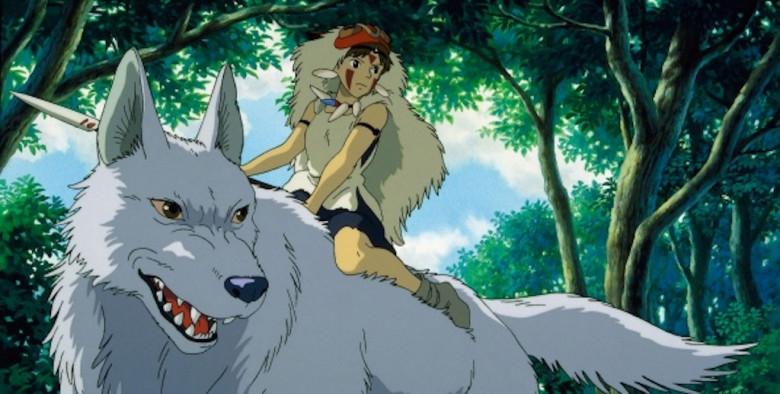 'Princess Mononoke' Returns To Theaters This January For Two Nights Only