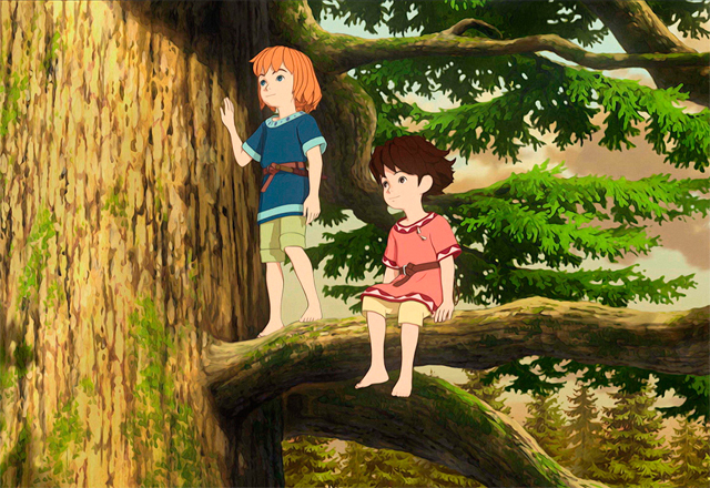 new-trailer-for-studio-ghiblis-amazon-prime-series-ronja-the-robbers-daughter Ronja, the Robber's Daughter Trailer for New Studio Ghibli Series