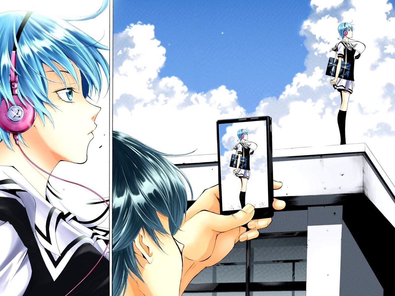 The 5 Major Differences Between the Fuuka Manga and Anime arts  Anime