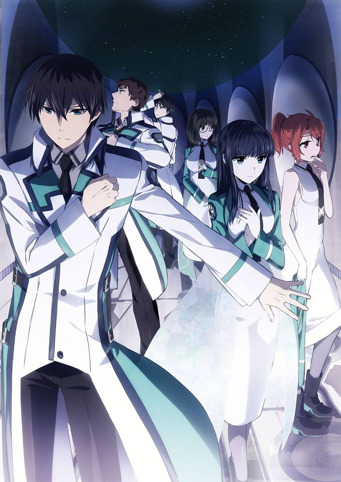 auto-draft The Irregular at Magic High School booth will measure your Magic Power during AnimeJapan 2017