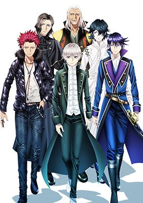 k-seven-stories-anime-movie-project-announced-for-summer-2018 K: Seven Stories anime movie project announced for Summer 2018