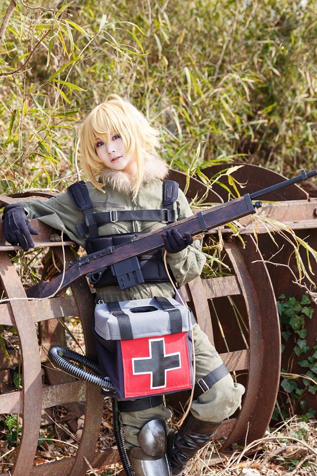 youjo-senki-cosplay-will-make-you-swear-off-'being-x' Youjo Senki Cosplay Will Make You Swear Off 'Being X'