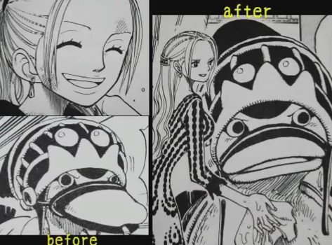 a3DFFJZ So this is how much the One Piece characters have changed since 1997