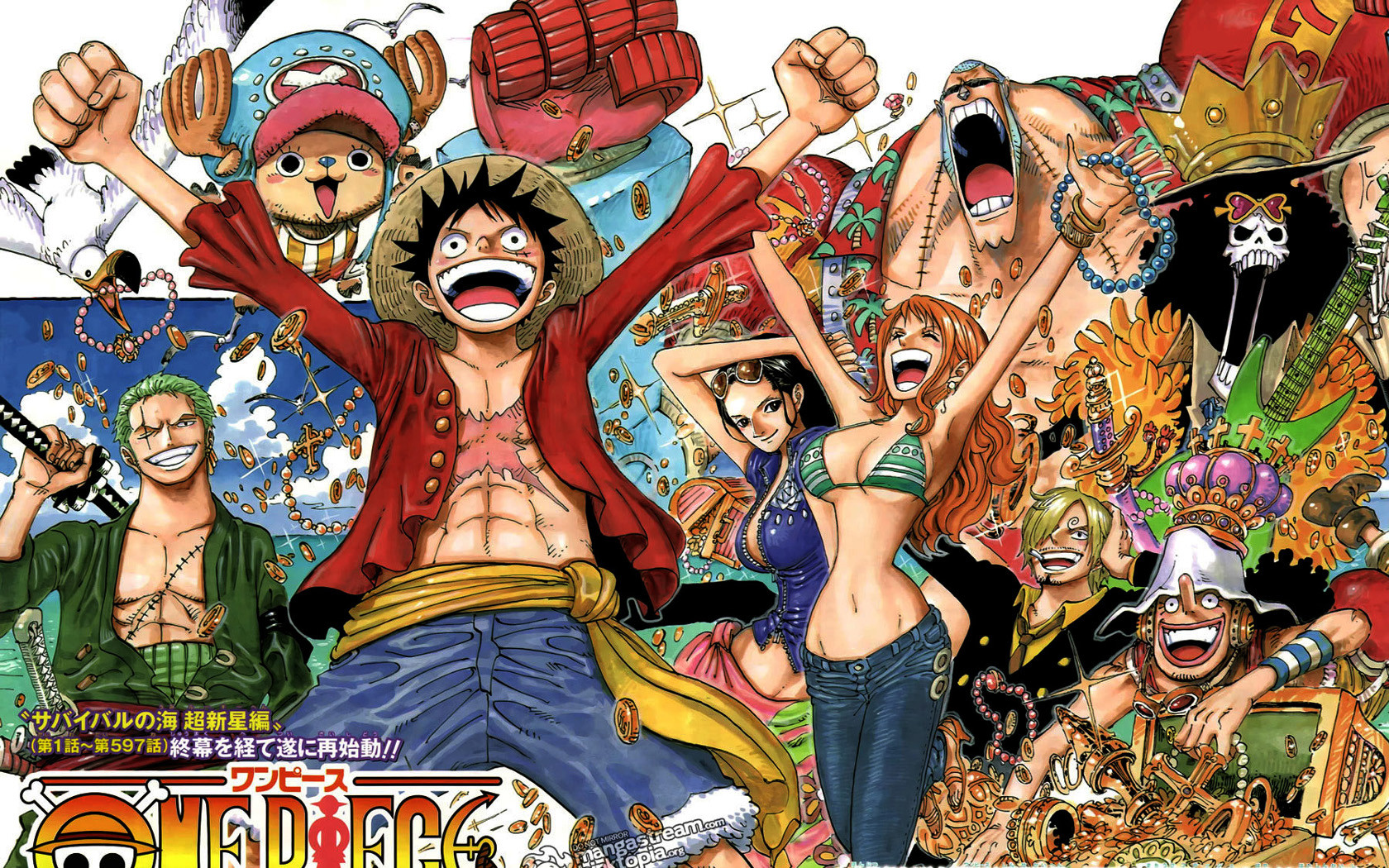 8 Shonen Manga Adults Should Definitely Give A Shot