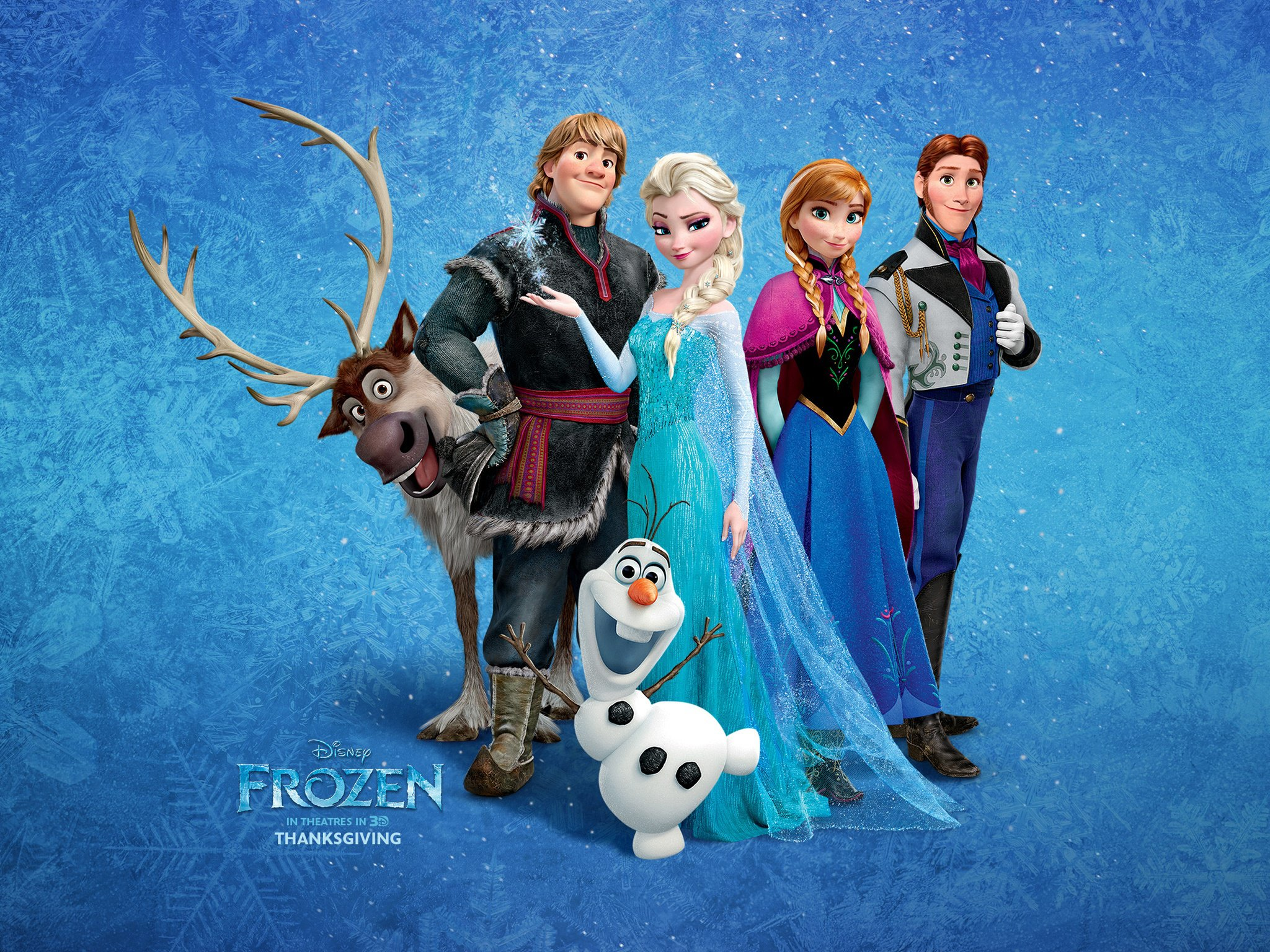 Frozen is the Anime of the Year?! Yes it is! Tiger and Bunny, Ping Pong the Animation also win