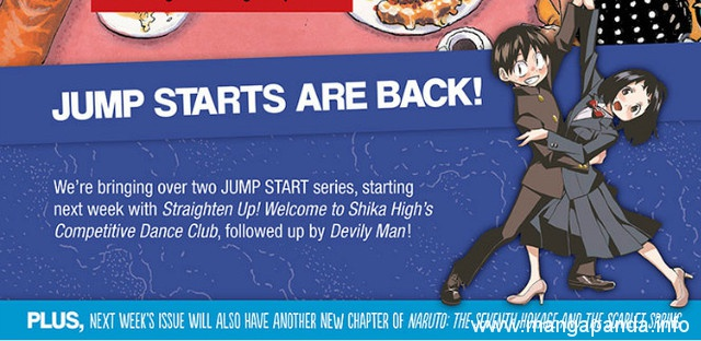 """english-shonen-jump-presents-special-behind-the-scenes-and-plans-new-round-of-jump-start English """"Shonen Jump"""" Presents Special Behind-The-Scenes and Plans New Round of """"Jump Start"""""""