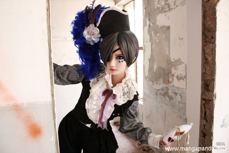 24 Black Butler Cosplays That Are Devilishly Good