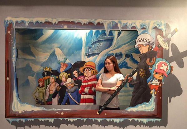 One Piece D Exhibition Hong Kong : One piece d art exhibit bringing the anime to life
