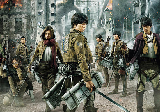 Attack on Titan Live-Action Film Review