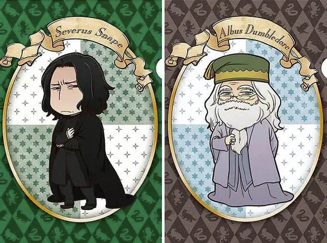 Anime Versions of Harry Potter Characters are Everything You Hope Them to Be arts  Arts Anime