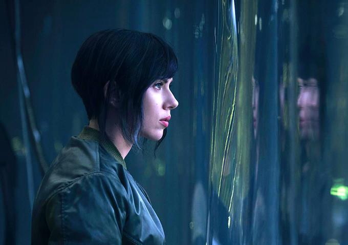 First Look: Scarlett Johansson In Anime Adaptation 'Ghost In The Shell'