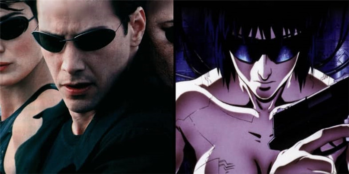 9 Anime Films That Were Ripped Off by Hollywood top-10 entertainment  Movie lol Anime