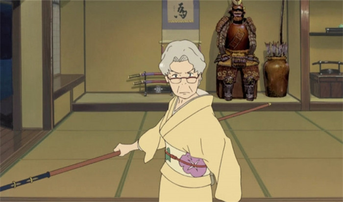 Top 10 Most Charming Old Ladies in Anime