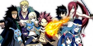 Fairy Tail Manga is Coming To an End