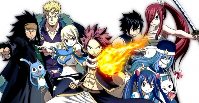 Fairy Tail Manga is Coming To an End news  Fairy Tail Anime