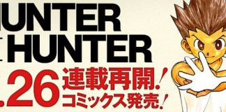 """Hunter X Hunter"" Manga's Return To Coincide With New Collection"