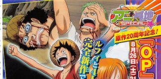 "New One Piece Anime Special on August 26: ""Episode of East Blue"""