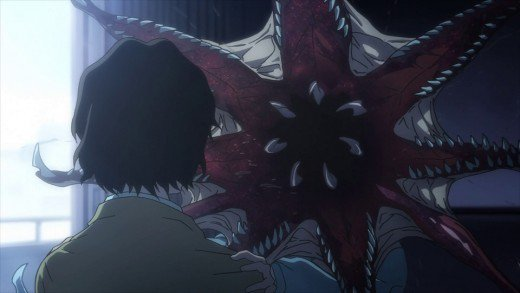 Top 10 Best Horror Anime top-10  Attack on Titan Anime