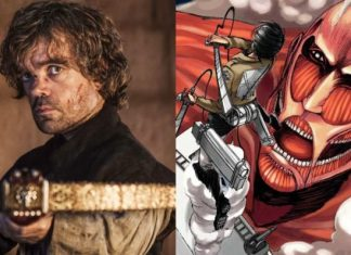 """Game Of Thrones"" Characters Spotted In Latest Chapter Of ""Attack On Titan"" Manga"