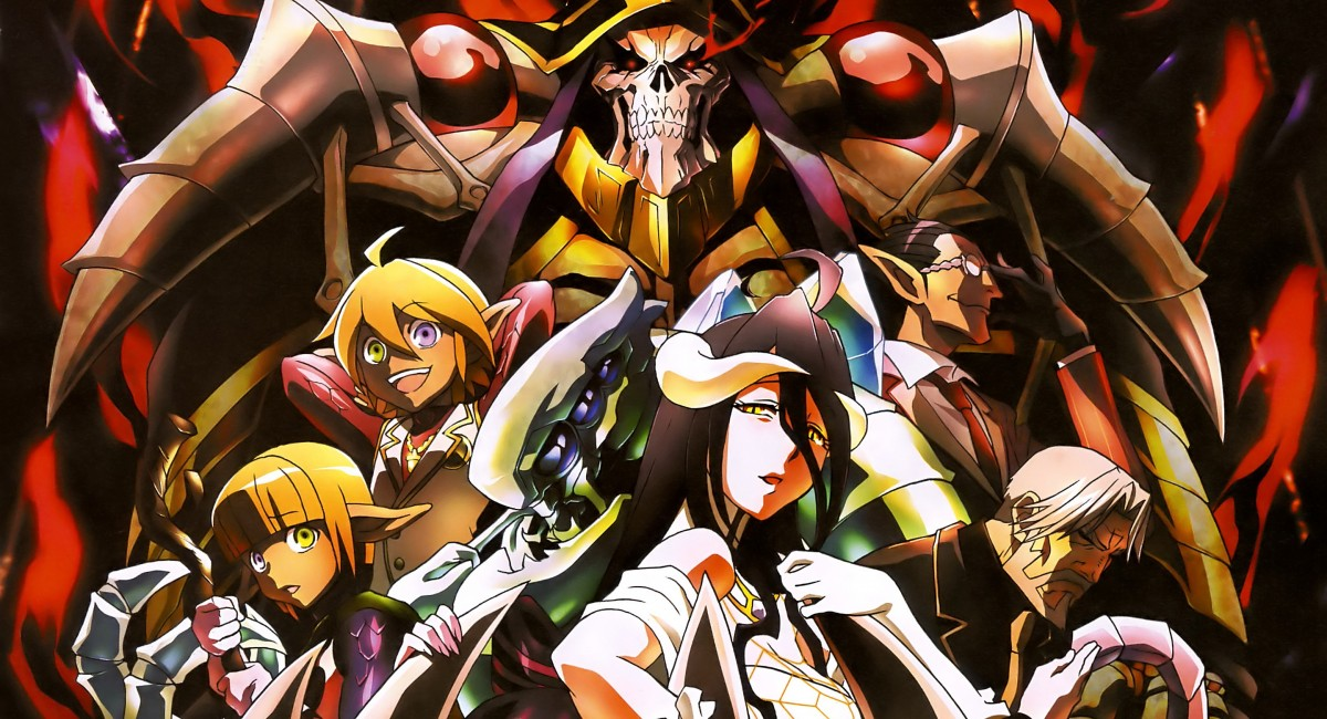 Overlord Anime Staffel 2