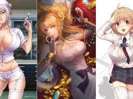 Japanese Anime Fans Rank Female Anime Characters by Bust