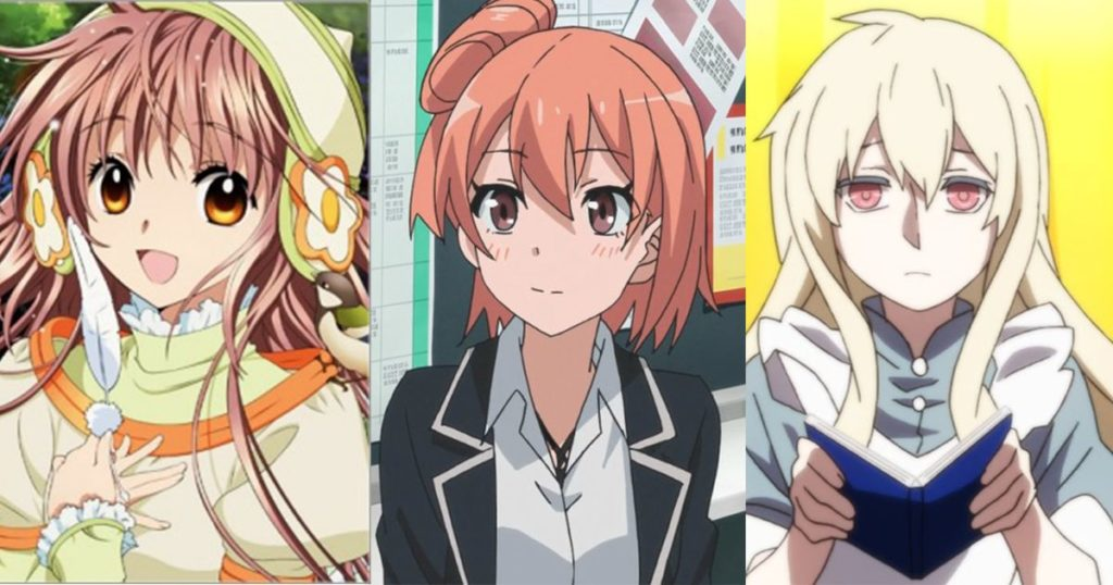 JAPANESE FANS VOTED TOP 30 MOST SILLY FEMALE CHARACTERS IN ANIME HISTORY top-10 anime  Anime