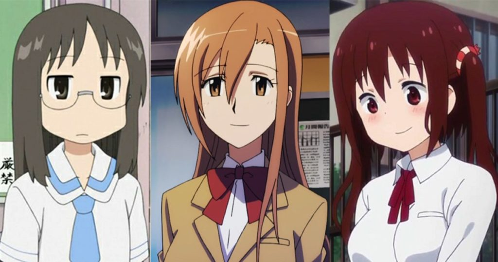 JAPANESE FANS VOTED TOP 30 MOST SILLY FEMALE CHARACTERS IN ANIME HISTORY