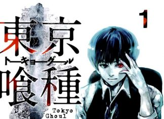 """""""TOKYO GHOUL:RE"""" ANIME ANNOUNCED FOR 2018"""