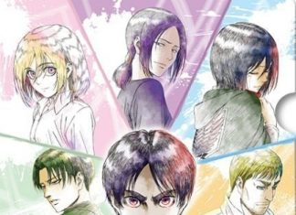 Attack on Titan Designer Shares Season 3 Cast Sketch