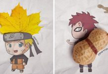 Everyday objects make Vietnamese artist's Naruto fanart even better
