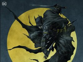 The Batman Ninja Anime Shows a Dark Knight We've Never Seen Before