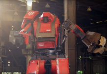 The First Ever Giant Robot Duel Between U.S.A. & Japan Happened, And It Was Disappointing