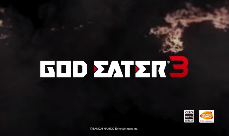 unnamed-file God Eater 3 officially announced