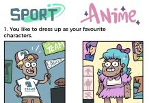 6 Reasons Sports Fans and Anime Fans are the Same Thing