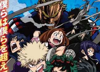 """""""My Hero Academia"""" Anime Season 3 Reportedly Scheduled For Spring 2018"""