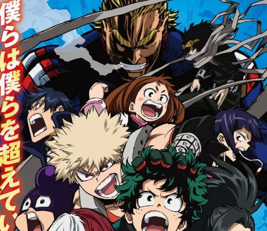 """My Hero Academia"" Anime Season 3 Reportedly Scheduled For Spring 2018"