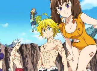 The Seven Deadly Sins Anime Season 2 Release Date & Visuals Revealed