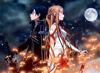Top 10 Best Anime Similar to: Sword Art Online